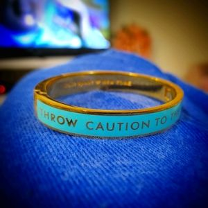 Kate Spade Throw Caution To The Wind Bracelet
